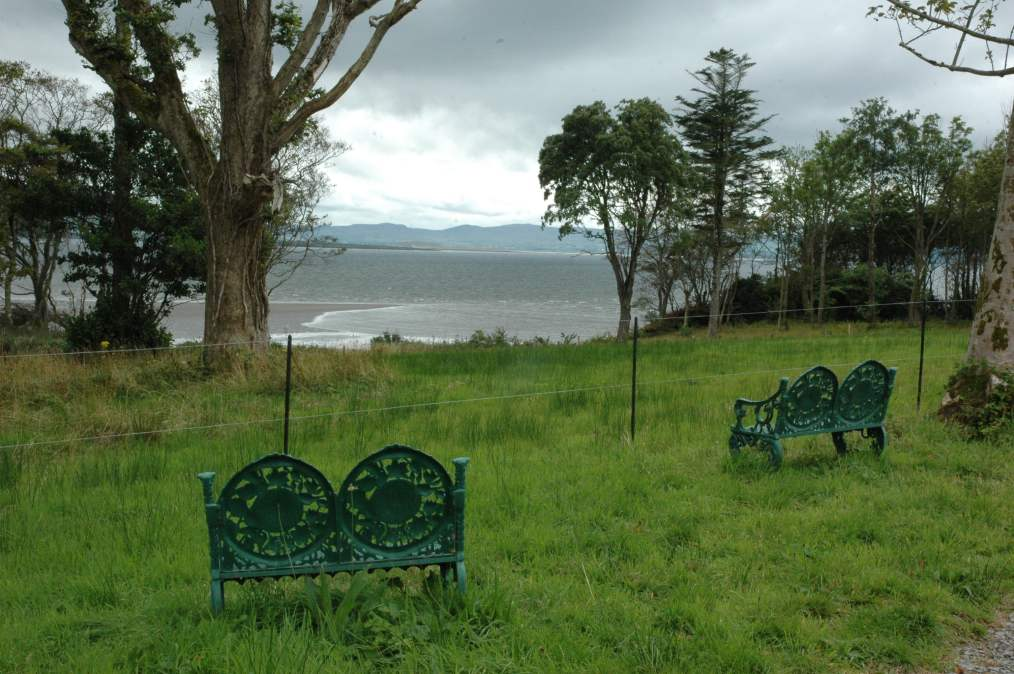 View from Lissadell House